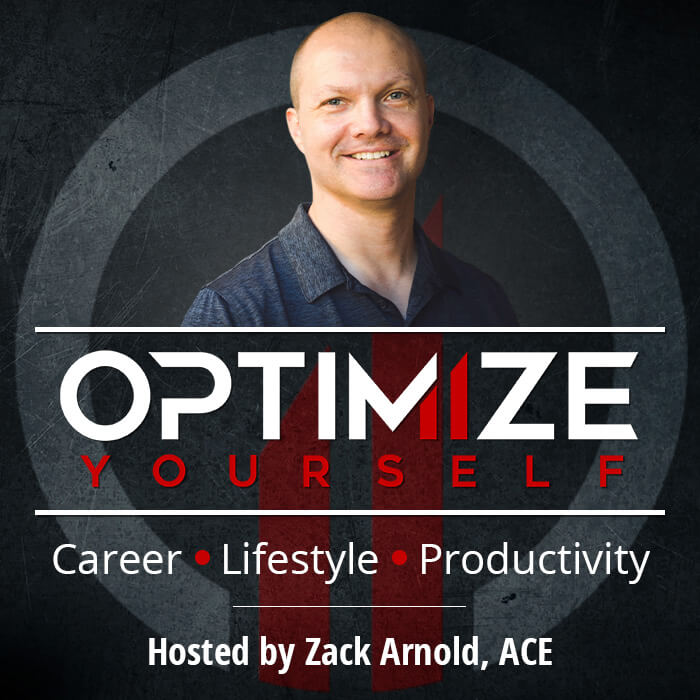 Optimize Yourself podcast artwork